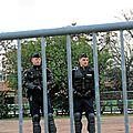 Onze étrangers s'évadent du centre de rétention du bois de vincennes