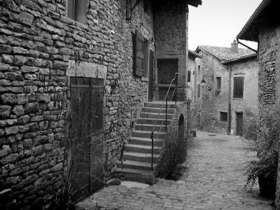 oingt vieille rue