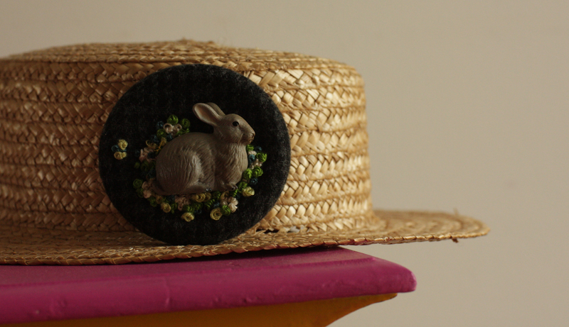Broche toy Rabbit