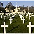 Mémorial day au cimetière américain de suresnes.