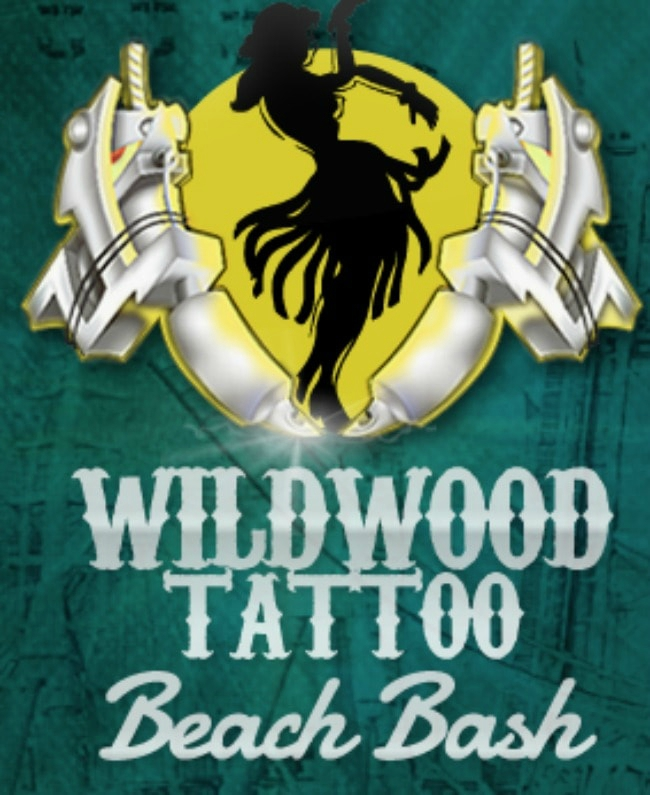 7e Wildwood Tattoo Beach Bash 12 - 14 Août 2016