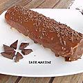 Gâteau roule au chocolat