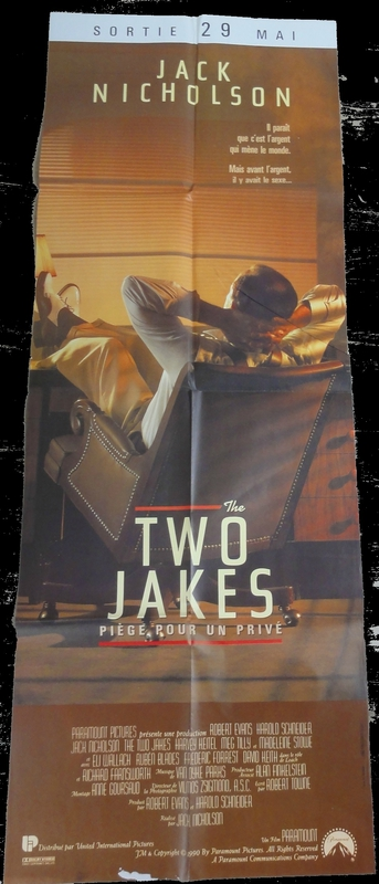 Affiche de film - Two Jakes