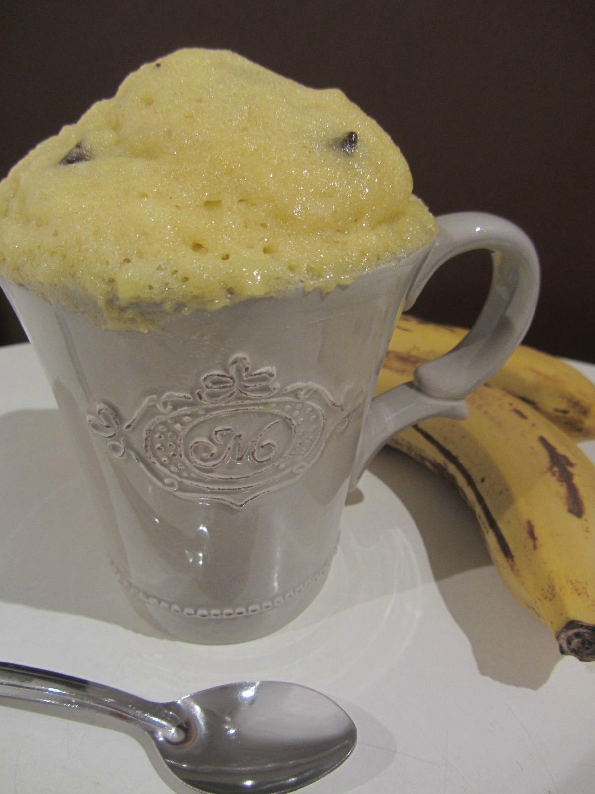 Mug Cake Pasteque