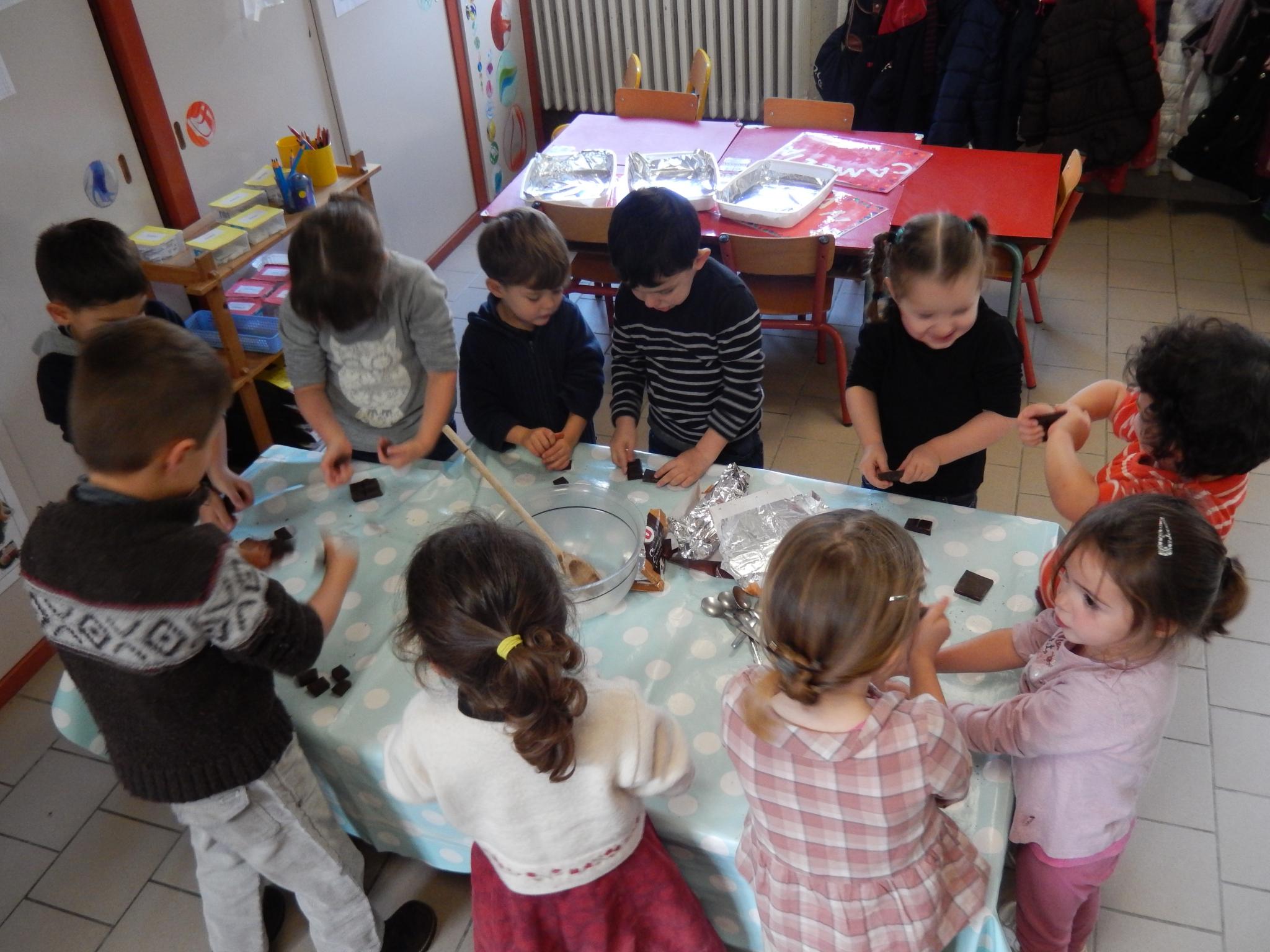 Atelier cuisine en maternelle roses des sables notre - Atelier cuisine maternelle ...
