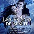 Les princes de minuit de maureen child, vivi anna, theresa meyers