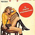 La chatte empoisonnée (the poisoned pussy) - rod gray - editions et publications premières - 1971