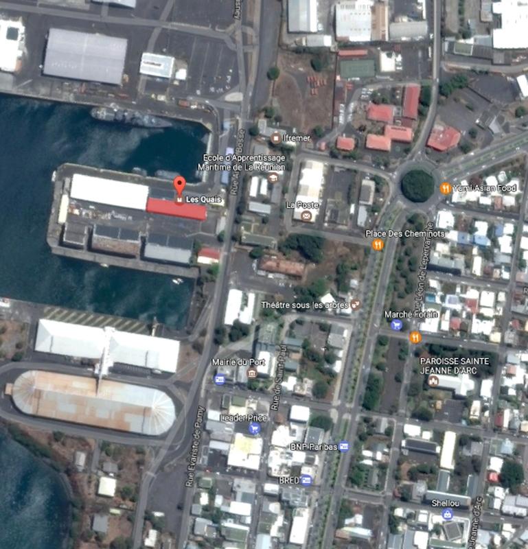 plan le port