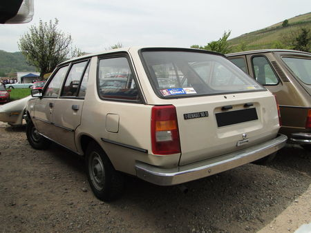 RENAULT 18 TL Break 1979 1984 Bourse Echanges de Soultzmatt 2010 2