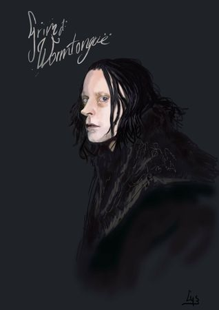 grim wormtongue copie