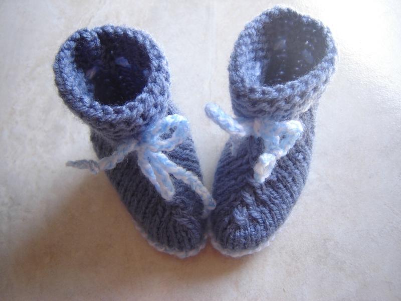 Chaussons bleus2