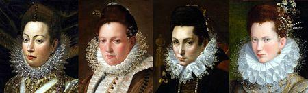 Italie - années 1590