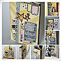 Collage mini kit decembre Vavie