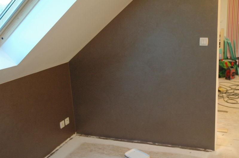 Assez Beautiful Comment Peindre Une Chambre Sous Pente Images - Design  HG57