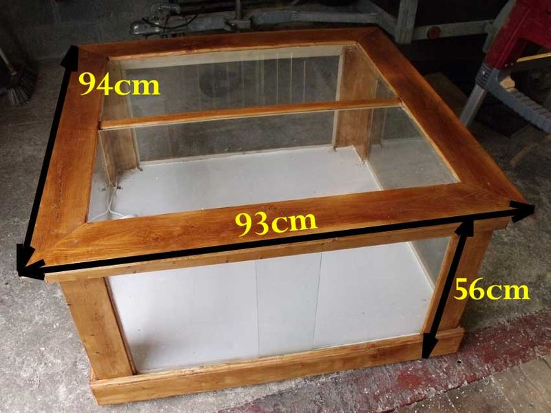 Faire sa table basse photos de conception de maison for Construire sa table basse