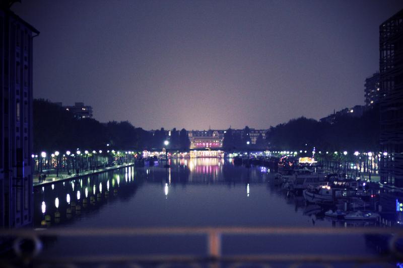 stalingrad rotonde night paris