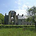 balade à cheval médiévale - Abbaye de Hambye (122)