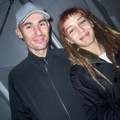 Dj Choll et son amie