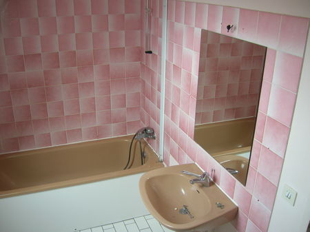 Exemple de r novation de salle de bain am lioration for Salle de bain a renover