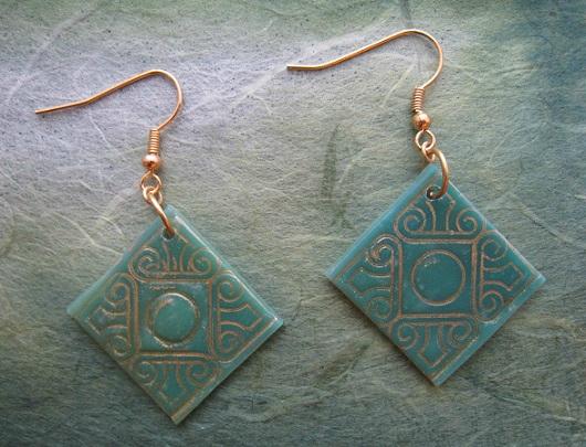 BO jade carrés
