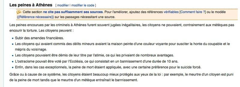 avertissement art Wiki