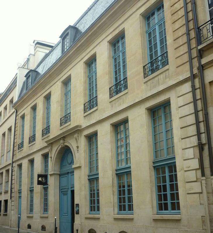 musee de la chasse facade