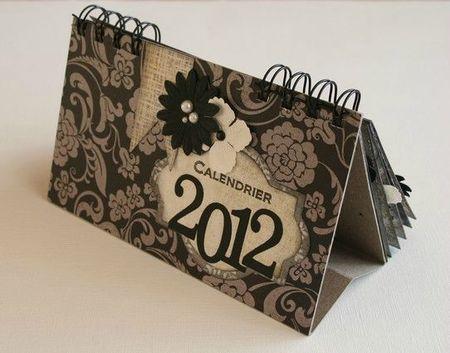 détail 5 calendrier 2012