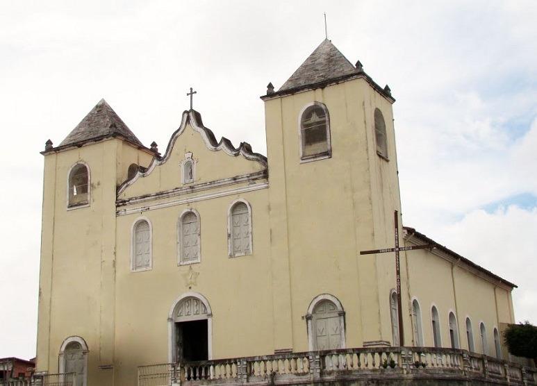 SAO SEBASTIAO DO PASSE (église)