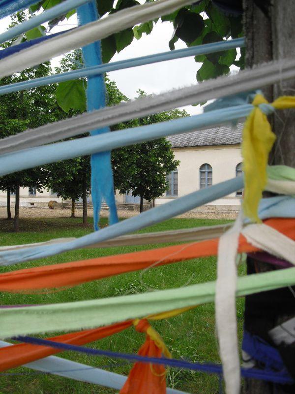 Festival textile s 2012 jours semis et entre deux for Cote et jardin ile aux moines