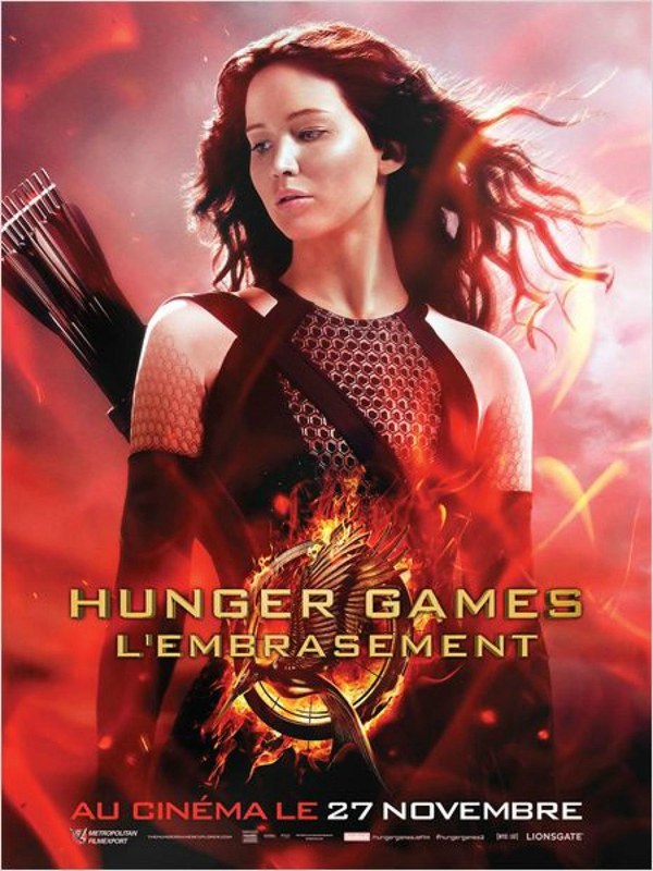 La Parenthese doree- hunger-games-2-l'embrasement-catching-fire