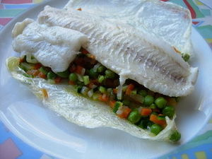 Filets_de_poisson_en_papillotes_express