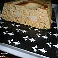 Terrine de thon au surimi... version thermomix