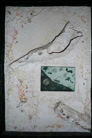 Variations Fossilisées I Paint