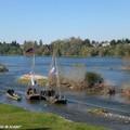 La Port de Jargeau (45) sur le fleuve sauvage