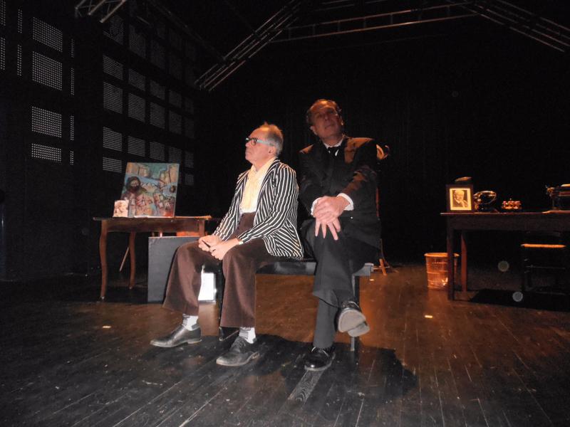 Inconnu Jo et Michel