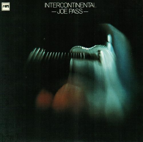 Joe Pass - 1970 - Intercontinental (MPS)