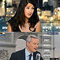 La journaliste de charlie hebdo zineb el rhazoui et... bruno le maire sur la même longueur d'onde ?