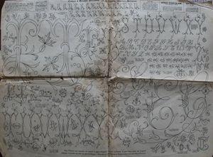 Dessins piqués n° 266 - 15 novembre 1922 (2)