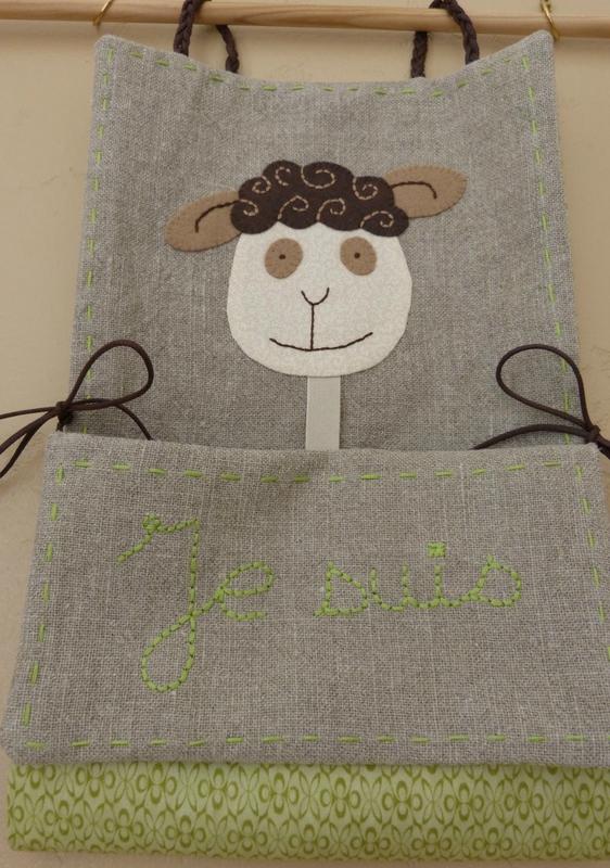 Mouton porteur de message 2