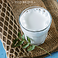Faire son lait de coco soi-même { home-made }