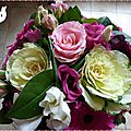 bouquet nouvel an 2015 Albert Michelle 4