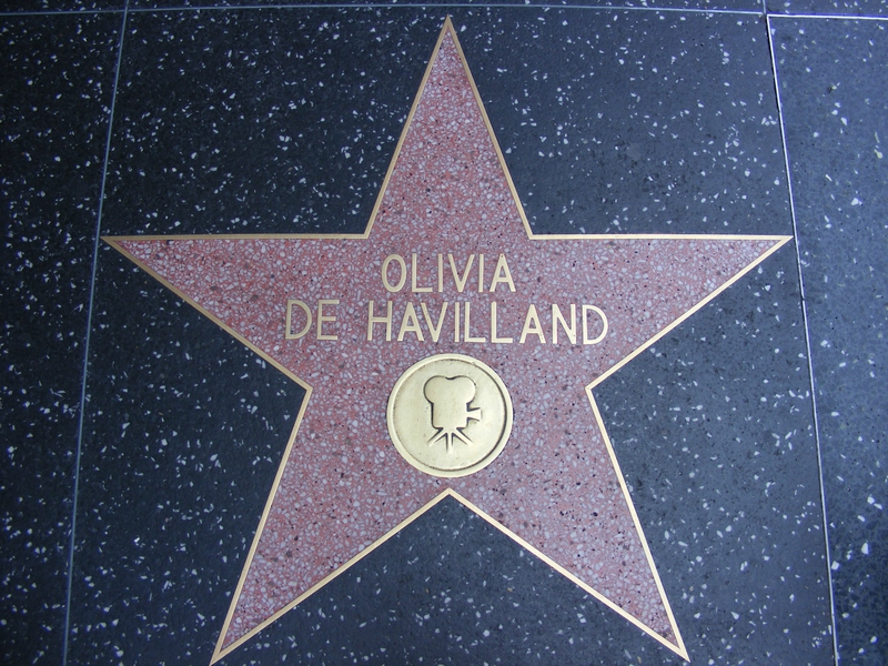 Olivia_de_Havilland's_star_on_the_Hollywood_Walk_of_Fame