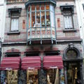 Bruges pour MChG spécialiste en dentelle