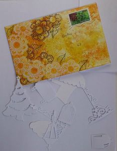 Mail Art Mumu 2 Octobre 2012