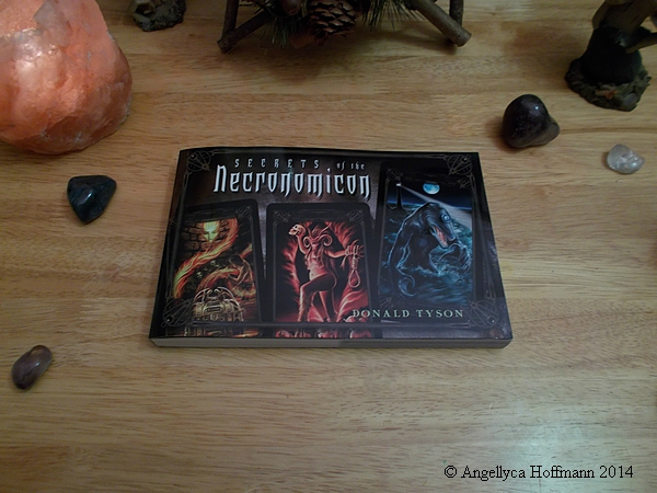 Necronimicon Tarot 2 - Blog ésotérique Samhain Sabbath