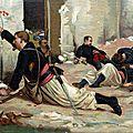 Monge, le dernier du régiment, 1894