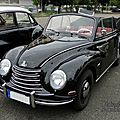 Dkw auto-union f91 karmann cabriolet-1954