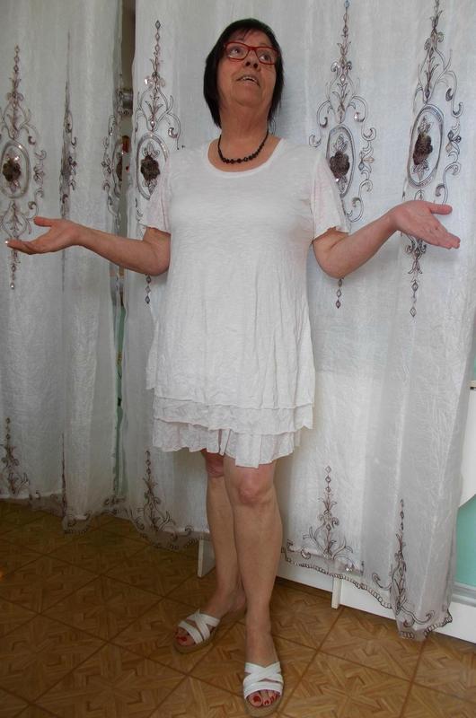 22 plantain robe