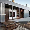 Direction melbourne, une petite maison contemporaine