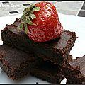 Fondant chocolat châtaigne